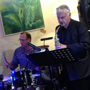 Jazz with The Quaynotes at the Sailing Club